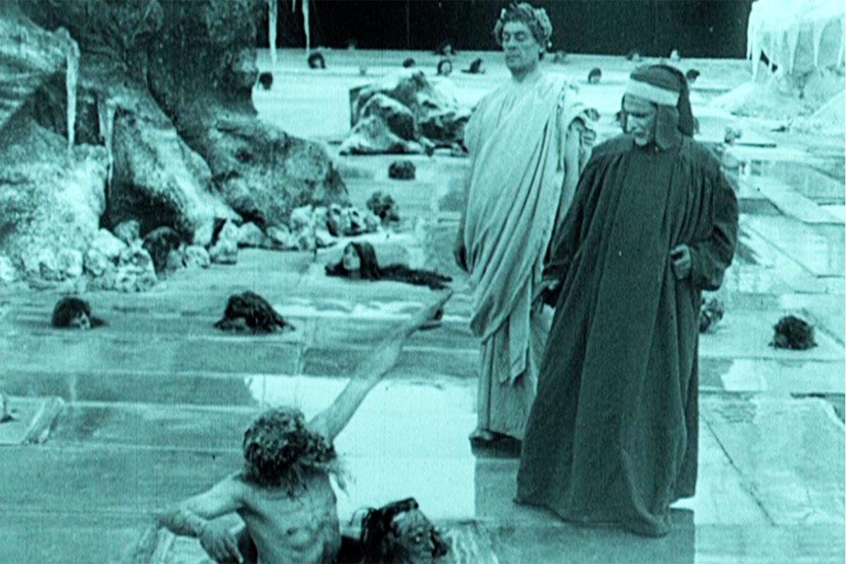 """700 Años de Dante: Proyección del film """"El Infierno"""" (1911) - Centro  Cultural Kirchner"""